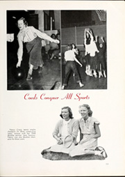 Page 227, 1949 Edition, DePauw University - Mirage Yearbook (Greencastle, IN) online yearbook collection