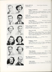 Page 74, 1949 Edition, DePauw University - Mirage Yearbook (Greencastle, IN) online yearbook collection