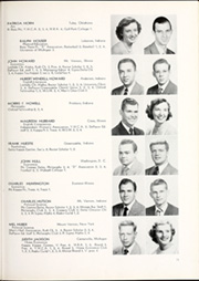 Page 75, 1949 Edition, DePauw University - Mirage Yearbook (Greencastle, IN) online yearbook collection