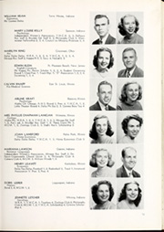 Page 77, 1949 Edition, DePauw University - Mirage Yearbook (Greencastle, IN) online yearbook collection
