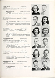 Page 79, 1949 Edition, DePauw University - Mirage Yearbook (Greencastle, IN) online yearbook collection
