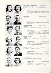 Page 80, 1949 Edition, DePauw University - Mirage Yearbook (Greencastle, IN) online yearbook collection