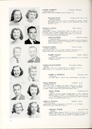 Page 82, 1949 Edition, DePauw University - Mirage Yearbook (Greencastle, IN) online yearbook collection