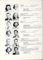 Page 84, 1949 Edition, DePauw University - Mirage Yearbook (Greencastle, IN) online yearbook collection