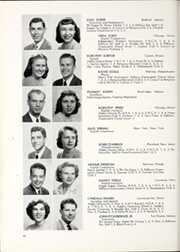 Page 88, 1949 Edition, DePauw University - Mirage Yearbook (Greencastle, IN) online yearbook collection