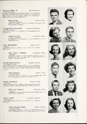 Page 89, 1949 Edition, DePauw University - Mirage Yearbook (Greencastle, IN) online yearbook collection