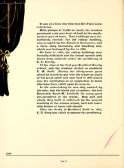 Page 12, 1934 Edition, Trine University - Modulus Yearbook (Angola, IN) online yearbook collection