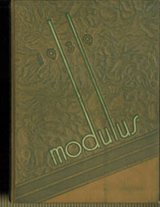 Trine University - Modulus Yearbook (Angola, IN) online yearbook collection, 1939 Edition, Page 1