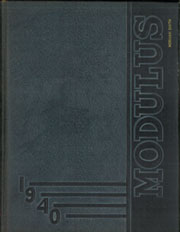 Trine University - Modulus Yearbook (Angola, IN) online yearbook collection, 1940 Edition, Page 1