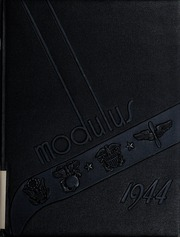 Trine University - Modulus Yearbook (Angola, IN) online yearbook collection, 1944 Edition, Page 1