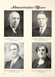 Page 14, 1947 Edition, Trine University - Modulus Yearbook (Angola, IN) online yearbook collection