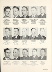Page 17, 1947 Edition, Trine University - Modulus Yearbook (Angola, IN) online yearbook collection