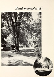 Page 8, 1947 Edition, Trine University - Modulus Yearbook (Angola, IN) online yearbook collection