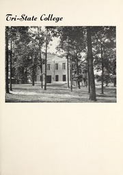 Page 9, 1947 Edition, Trine University - Modulus Yearbook (Angola, IN) online yearbook collection