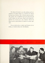Page 13, 1948 Edition, Trine University - Modulus Yearbook (Angola, IN) online yearbook collection