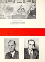 Page 16, 1948 Edition, Trine University - Modulus Yearbook (Angola, IN) online yearbook collection