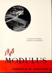 Page 6, 1948 Edition, Trine University - Modulus Yearbook (Angola, IN) online yearbook collection