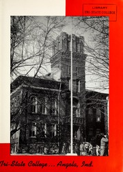 Page 7, 1948 Edition, Trine University - Modulus Yearbook (Angola, IN) online yearbook collection