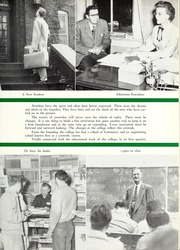 Page 13, 1954 Edition, Trine University - Modulus Yearbook (Angola, IN) online yearbook collection