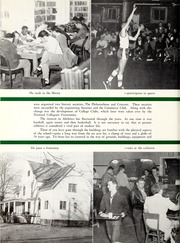 Page 14, 1954 Edition, Trine University - Modulus Yearbook (Angola, IN) online yearbook collection