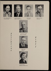Page 13, 1956 Edition, Trine University - Modulus Yearbook (Angola, IN) online yearbook collection