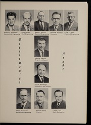 Page 15, 1956 Edition, Trine University - Modulus Yearbook (Angola, IN) online yearbook collection