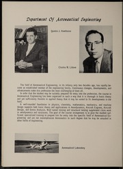 Page 16, 1956 Edition, Trine University - Modulus Yearbook (Angola, IN) online yearbook collection