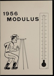 Page 5, 1956 Edition, Trine University - Modulus Yearbook (Angola, IN) online yearbook collection