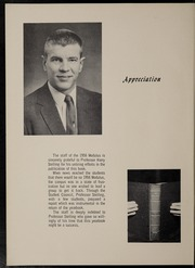 Page 6, 1956 Edition, Trine University - Modulus Yearbook (Angola, IN) online yearbook collection