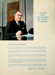 Page 10, 1961 Edition, Trine University - Modulus Yearbook (Angola, IN) online yearbook collection