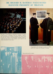 Page 11, 1961 Edition, Trine University - Modulus Yearbook (Angola, IN) online yearbook collection
