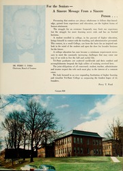 Page 7, 1961 Edition, Trine University - Modulus Yearbook (Angola, IN) online yearbook collection