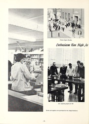 Page 10, 1964 Edition, Trine University - Modulus Yearbook (Angola, IN) online yearbook collection