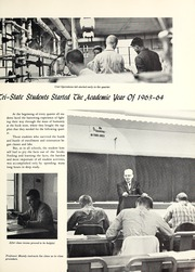Page 11, 1964 Edition, Trine University - Modulus Yearbook (Angola, IN) online yearbook collection