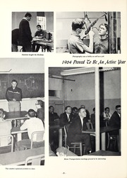 Page 12, 1964 Edition, Trine University - Modulus Yearbook (Angola, IN) online yearbook collection