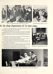 Page 13, 1964 Edition, Trine University - Modulus Yearbook (Angola, IN) online yearbook collection