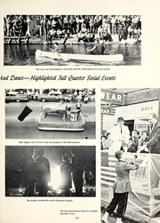 Page 17, 1964 Edition, Trine University - Modulus Yearbook (Angola, IN) online yearbook collection