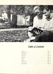 Page 6, 1964 Edition, Trine University - Modulus Yearbook (Angola, IN) online yearbook collection