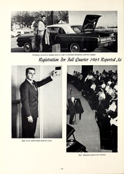 Page 8, 1964 Edition, Trine University - Modulus Yearbook (Angola, IN) online yearbook collection
