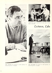 Page 10, 1965 Edition, Trine University - Modulus Yearbook (Angola, IN) online yearbook collection