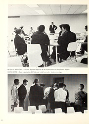 Page 12, 1965 Edition, Trine University - Modulus Yearbook (Angola, IN) online yearbook collection
