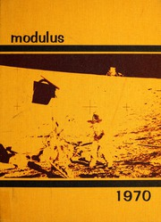 Page 1, 1970 Edition, Trine University - Modulus Yearbook (Angola, IN) online yearbook collection