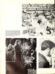 Page 10, 1970 Edition, Trine University - Modulus Yearbook (Angola, IN) online yearbook collection