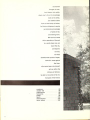 Page 6, 1970 Edition, Trine University - Modulus Yearbook (Angola, IN) online yearbook collection