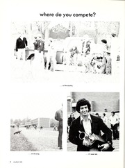 Page 10, 1974 Edition, Trine University - Modulus Yearbook (Angola, IN) online yearbook collection