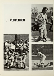 Page 10, 1981 Edition, Trine University - Modulus Yearbook (Angola, IN) online yearbook collection
