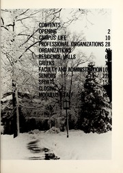 Page 5, 1981 Edition, Trine University - Modulus Yearbook (Angola, IN) online yearbook collection