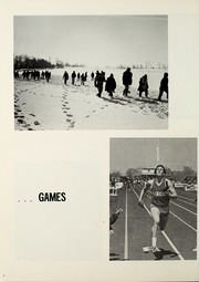 Page 8, 1981 Edition, Trine University - Modulus Yearbook (Angola, IN) online yearbook collection