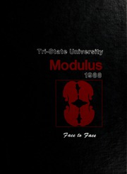 Trine University - Modulus Yearbook (Angola, IN) online yearbook collection, 1988 Edition, Page 1