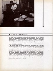 Page 13, 1940 Edition, University of Evansville - Linc Yearbook (Evansville, IN) online yearbook collection
